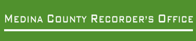 Medina County Recorder's Office Logo